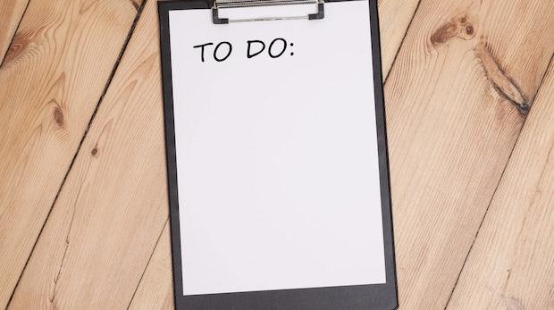 To-do-Listen: Warum sie sinnvoll sind, selbst wenn ihr sie nicht abarbeitet