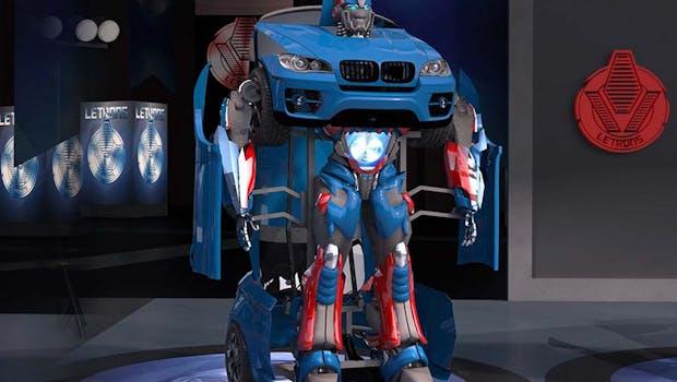 Transformer. (Bild: Letvision)