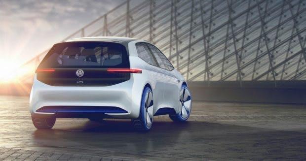 Volkswagen ID. (Bild: VW)