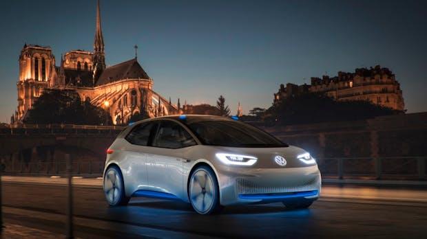 Elektromobilität: Deutsche Autohersteller kündigen europaweites Schnellladenetz an