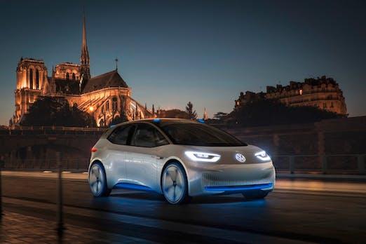 Erstes ID-Modell von VW ab Anfang 2020 im Handel