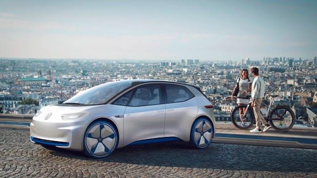 Krieg der Stromer: VW I.D. soll deutlich günstiger werden als Teslas Model 3