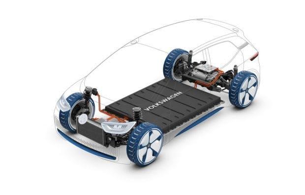 Volkswagen I.D. (Bild: VW)