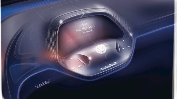 Günstiges E-Auto: VW plant angeblich Tesla-Rivalen für unter 20.000 Euro