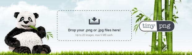 TinyPNG bietet mittlerweile ebenfalls ein WordPress-Plugin. (Screenshot: t3n)