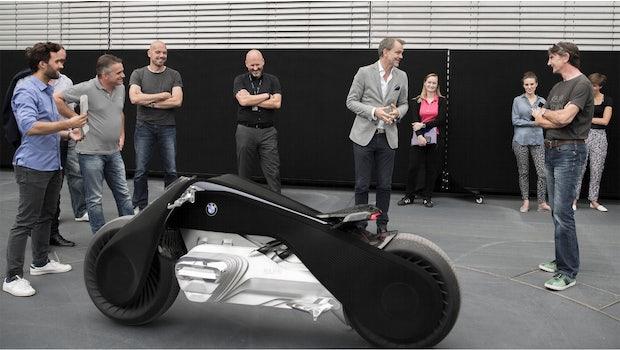 Vision Next 100. (Foto: BMW)