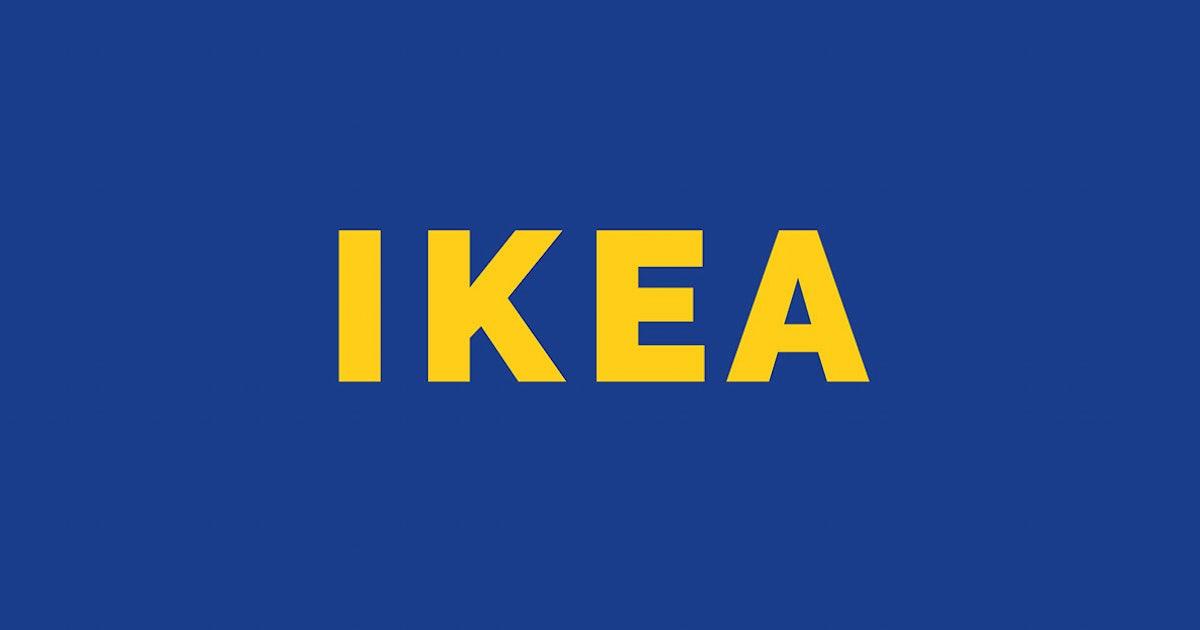 frischzellenkur f r ikea so k nnte das neue logo des. Black Bedroom Furniture Sets. Home Design Ideas