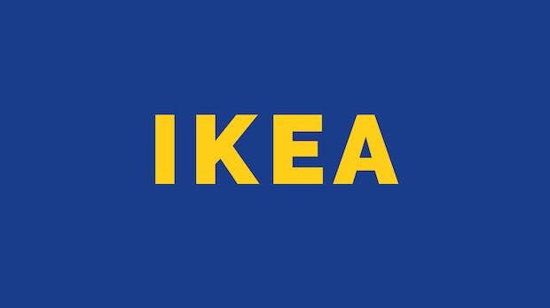 Frischzellenkur für Ikea: So könnte das neue Logo des Möbelgiganten aussehen