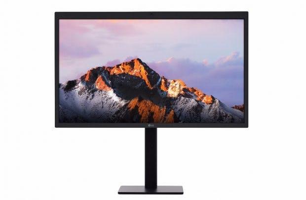 Soll der LG Utrafine-Monitor Apples Thunderbolt-Display ersetzen? (Bild: LG)
