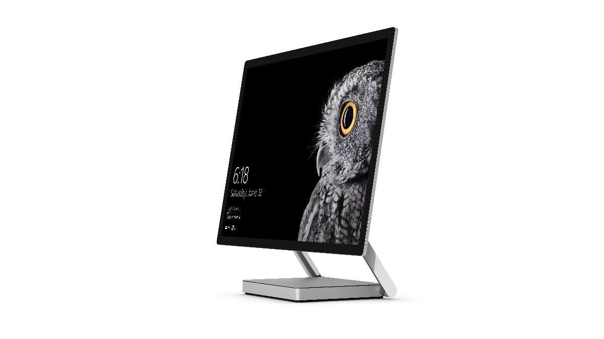 Microsoft Surface Studio. (Foto: Microsoft)