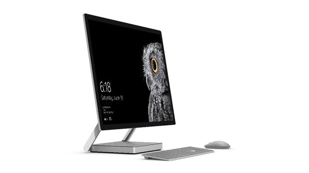 Surface Studio: Microsoft macht Apples iMac mit All-in-One-PC Konkurrenz