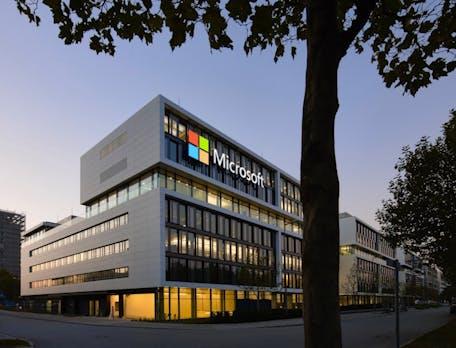 Smarter arbeiten: So sieht die neue Microsoft-Zentrale in Schwabing aus