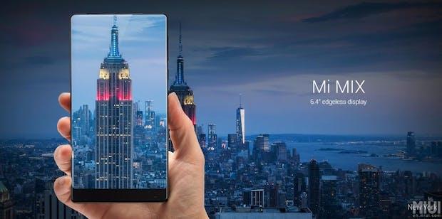 Xiaomi kommt nach Europa