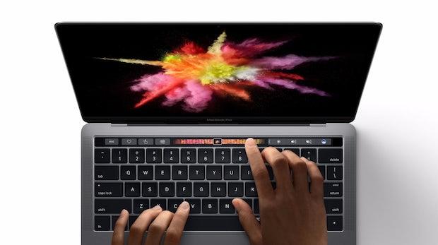 Apps mit Touch-Bar-Unterstützung entwerfen: Das müssen macOS-Entwickler jetzt wissen