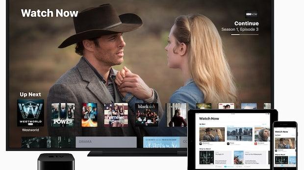 Apple bringt seine TV-App nach Deutschland
