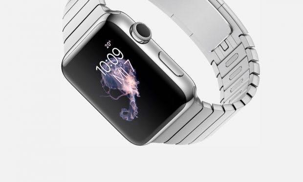 Äußerlich lässt sich kaum ein Unterschied zwischen Apple Watch Series 2 und ihrem Vorgänger erkennen. (Foto: Apple)