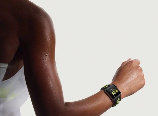 Besonders Nutzer, die auf Fitnesstracking-Funktionen Wert legen, sind mit der Series 2 besser beraten. (Foto: Apple)