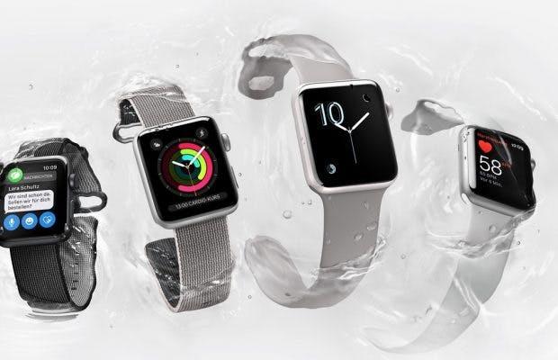 Apple Watch bleibt Spitzenreiter, verliert aber dennoch massiv im Vergleich zum Vorjahr. (Foto: Apple)