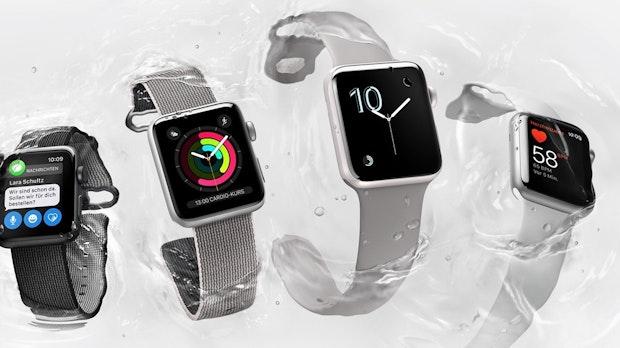 Apple Watch Series 2 im t3n-Test: Endlich Smartwatch und Fitnesstracker vereint