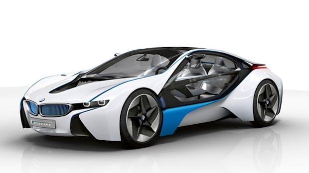 iNext: BMW gibt Startschuss für Massenproduktion von Elektroautos