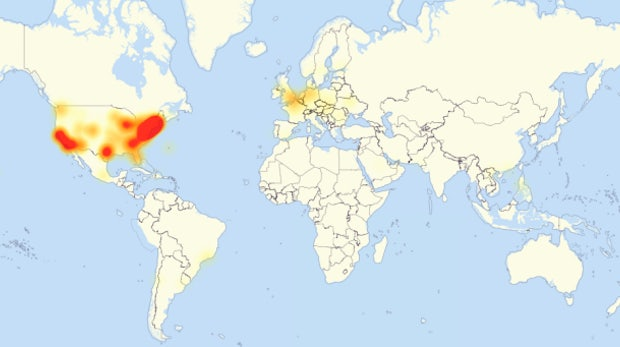 DDoS-Angriff: Das steckt hinter dem Ausfall von Twitter, Soundcloud, Netflix und Spotify