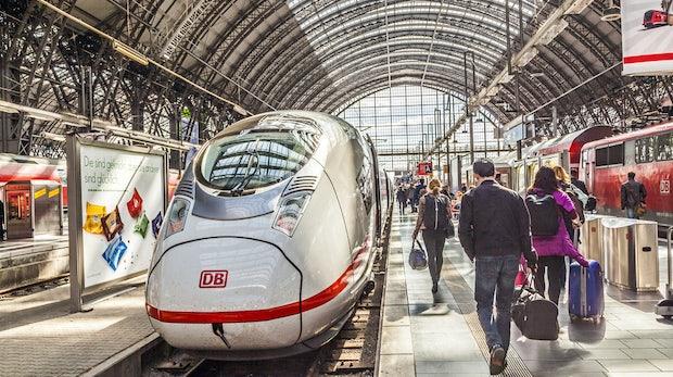 Gratis-WLAN im ICE: Bahn behebt Sicherheitslücken überraschend schnell