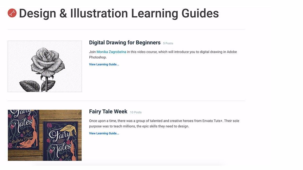 (Screenshot: design.tutsplus.com)