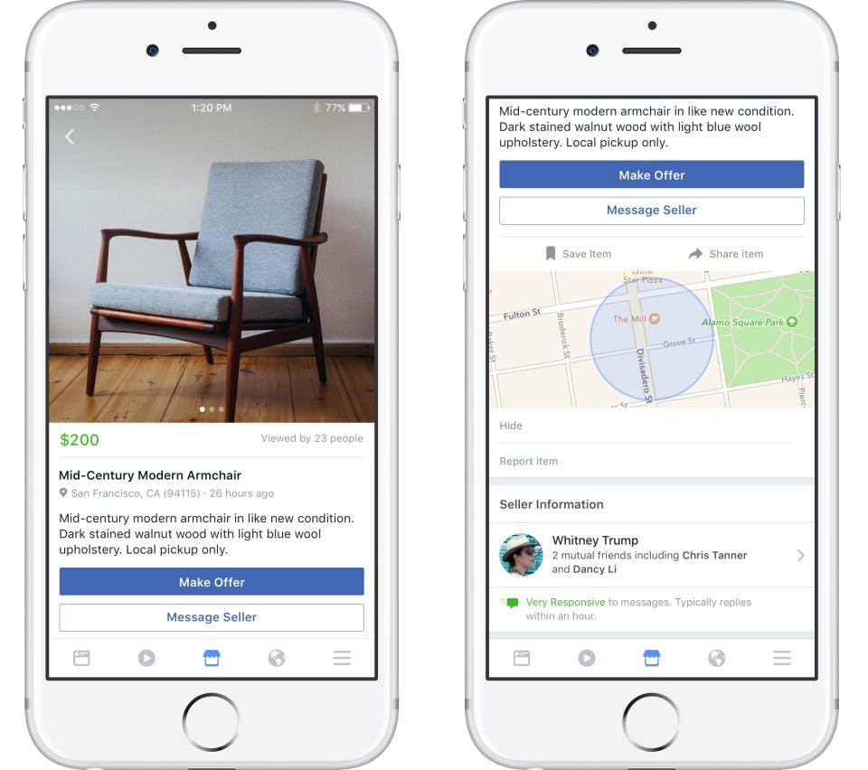 Facebook will an Bankdaten von Nutzern