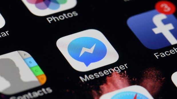 Zuckerberg bestätigt: Facebook liest im Messenger mit
