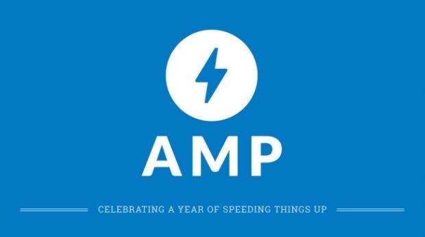 Google AMP feiert Geburtstag. (Infografik: Google AMP)