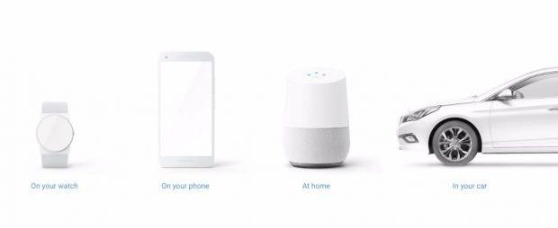 Voice first: Mit dem Assistant will Google das Segment der Sprachsuche weiter ausbauen – überall. (Bild: Google)