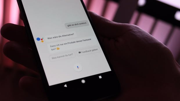 Google Assistant – Gibt es dich wirklich? (Foto: t3n)