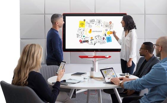 Jamboard: Das ist Googles Hightech-Alternative zum Whiteboard