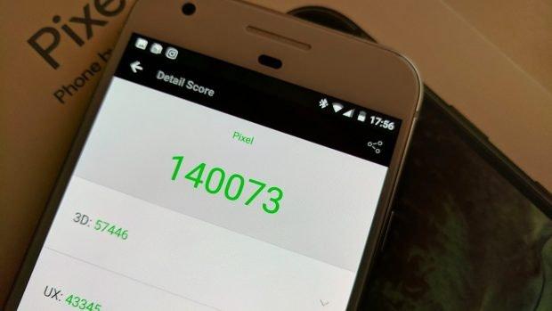 In Sachen Performance spielen die Pixel-Phones selbstredend in der Oberklasse mit. (Foto: t3n)