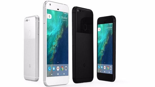 """Pixel und Pixel XL: Das sind die ersten Smartphones """"Made by Google"""""""
