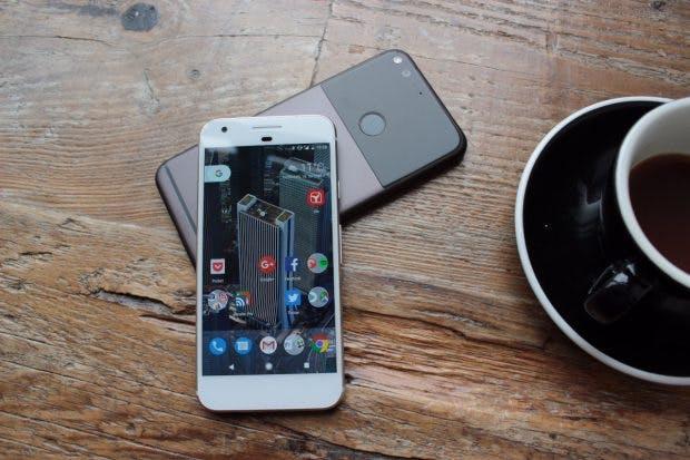 Google Pixel und Pixel XL. (Foto: t3n)