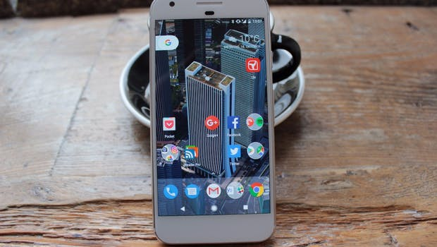 Genauso wie das Google Pixel. (Foto: t3n)