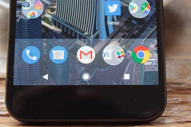 Am AMOLED-Display des Google Pixel und Pixel XL ist wenig auszusetzen. (Foto: t3n)