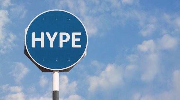 Was ist eigentlich ein Hype Cycle?