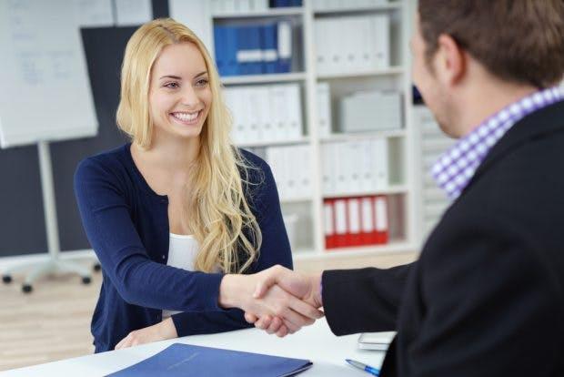 Linkedin-Profil aufpolieren und vielleicht den Traumjob finden. (Foto: Shutterstock-racorn)