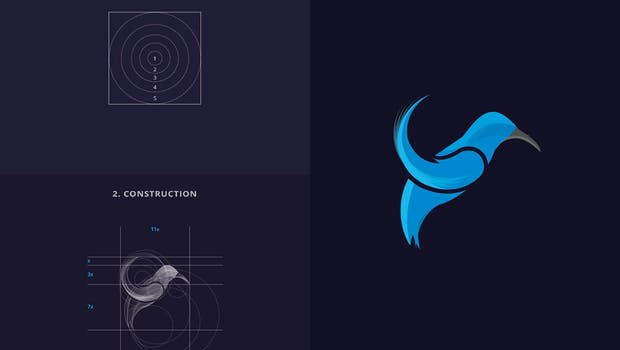 "Logo-Design: ""Logo Collection with Golden Ratio 2016"" von Kazi Mohammed Erfan."