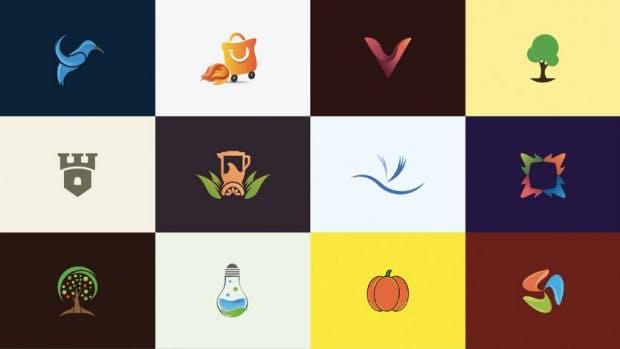 "Logo-Design: ""Logo Collection with Golden Ratio 2016"" von Kazi Mohammed Erfan."