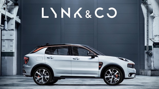 Lynk & Co: Neue Automarke der Volvo-Mutter Geely soll Carsharing-Markt erobern