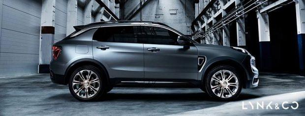 Konkurrenz für Car2go und Drivenow: Lynk & Co soll Europas Carsharing-Markt aufmischen. (Bild: Geely)