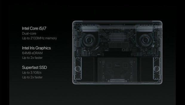 Apple setzt wie Microsoft beim Surface Studio weiterhin auf Intels Skylake-Prozessoren. (Bild: Apple)