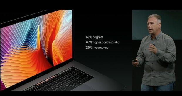 Die Displays sollen weit heller sein als die der Vorgänger. (Bild: Apple)