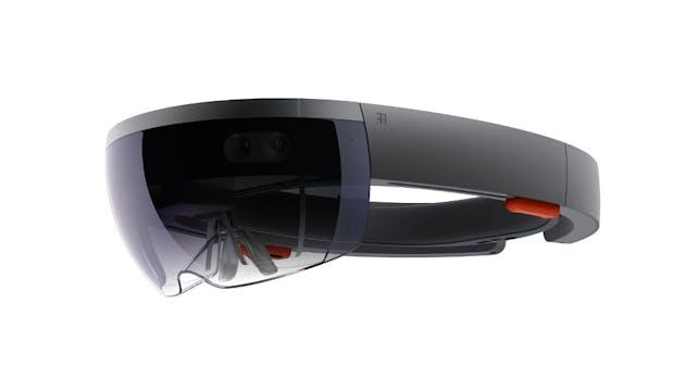 Augmented-Reality: Die Hololens kommt nach Deutschland. (Foto: Microsoft)