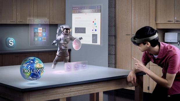 Microsoft bringt die Hololens nach Deutschland – und das soll sie kosten
