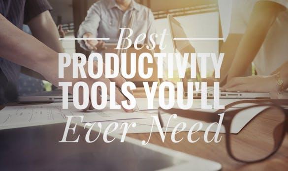 Productivity-Tools: Diese Liste präsentiert smarte Software, die du ausprobieren solltest