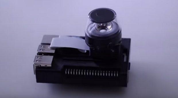 Bastler, aufgepasst! Mit Raspberry Pi zur günstigen 360-Video-Kamera. (Screenshot: Youtube)